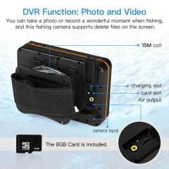 Eyoyo Portable Underwater Fishing Camera, 5